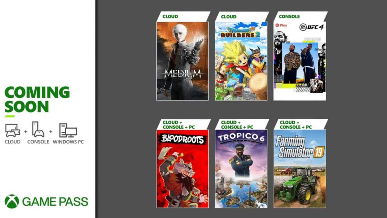 Xbox Game Pass nets some spicy cloud games in July