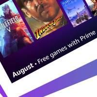 Amazon Prime Gaming drops August free games: Lost Horizon 2, Battlefield V, Indiana Jones