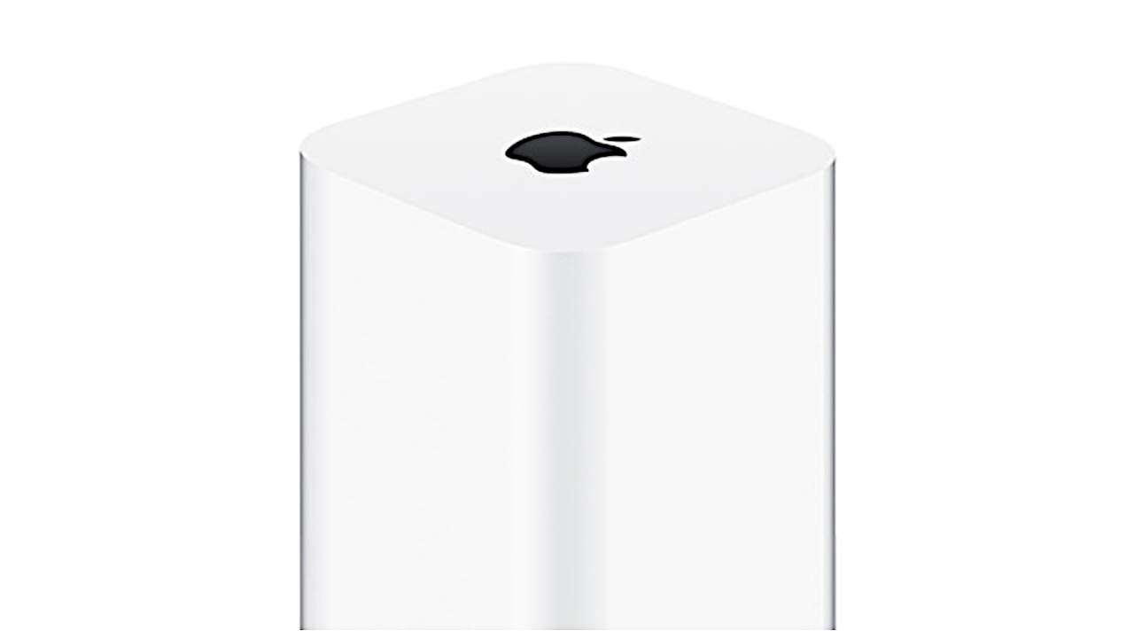 Apple AirPort Time Capsule design flaw could lead to total data loss