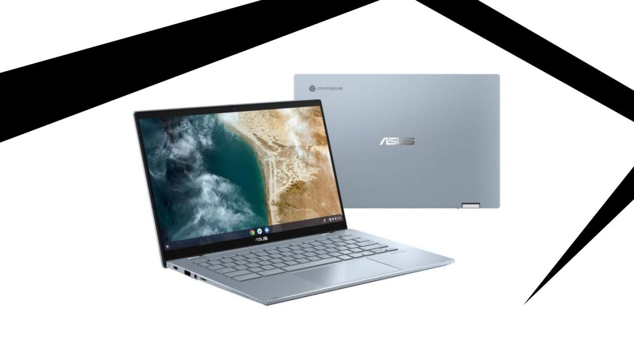 ASUS Chromebook Flip CX5 ready to roll for 2021