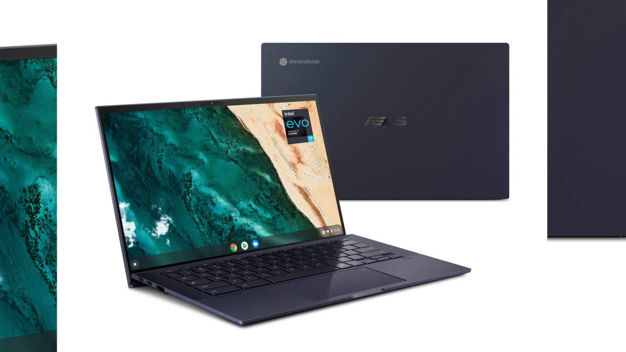ASUS Chromebook CX9 released as Chrome OS laptop-only hero