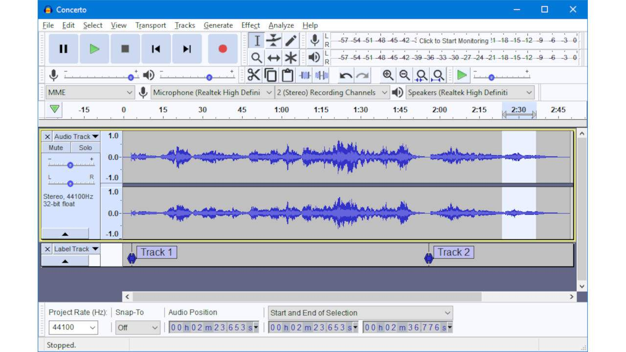 Audacity open source audio editor has become spyware