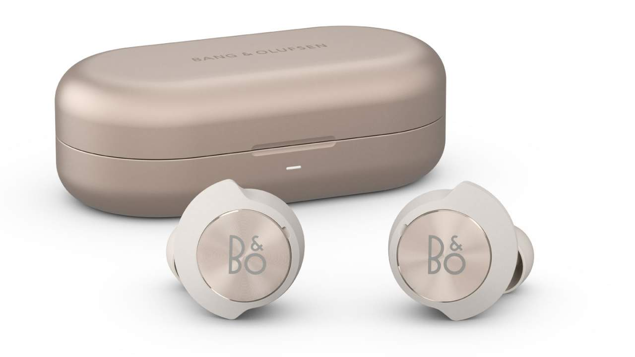 B&O Beoplay EQ wireless earphones feature Adaptive Active Noise Cancellation