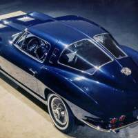 Check out the 2+2 Chevrolet Corvette that never was