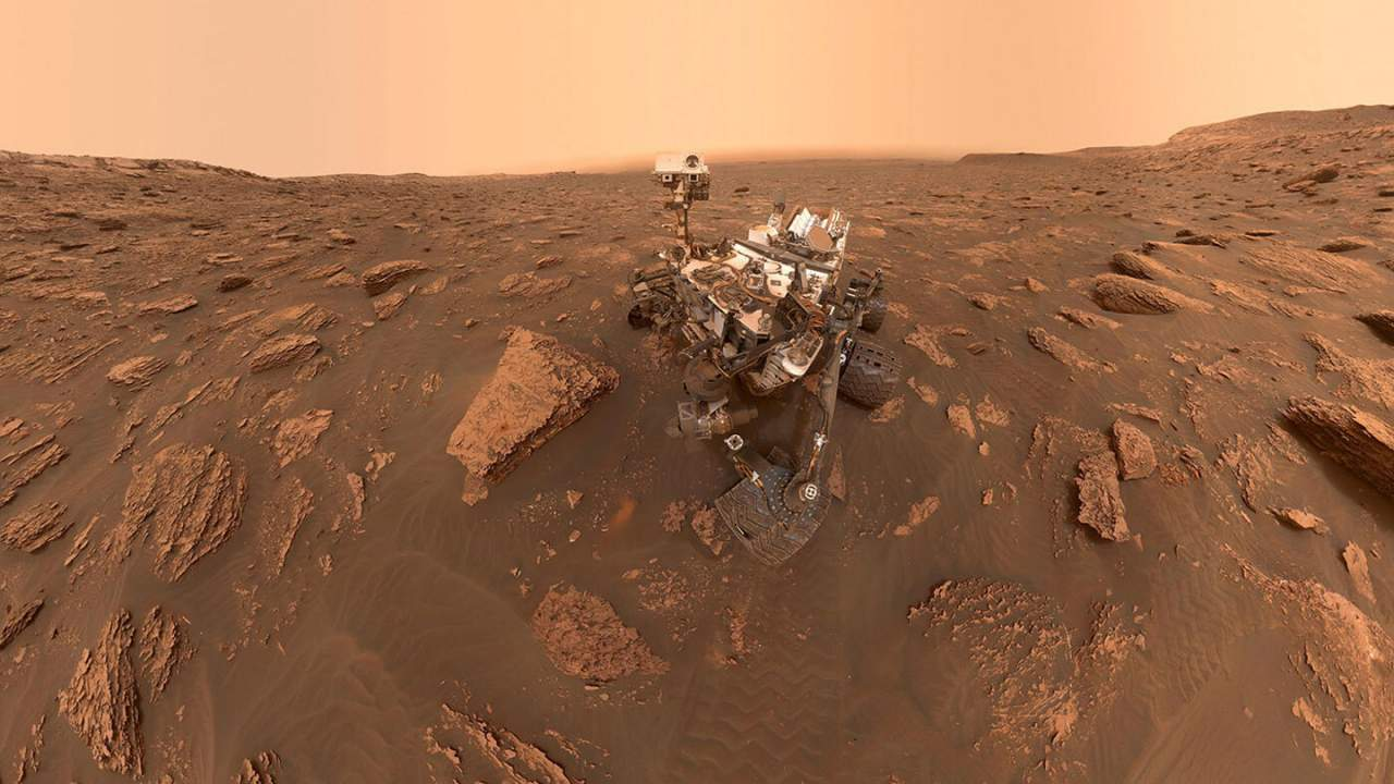 Curiosity rover discovers brine erased some rock records in Gale Crater