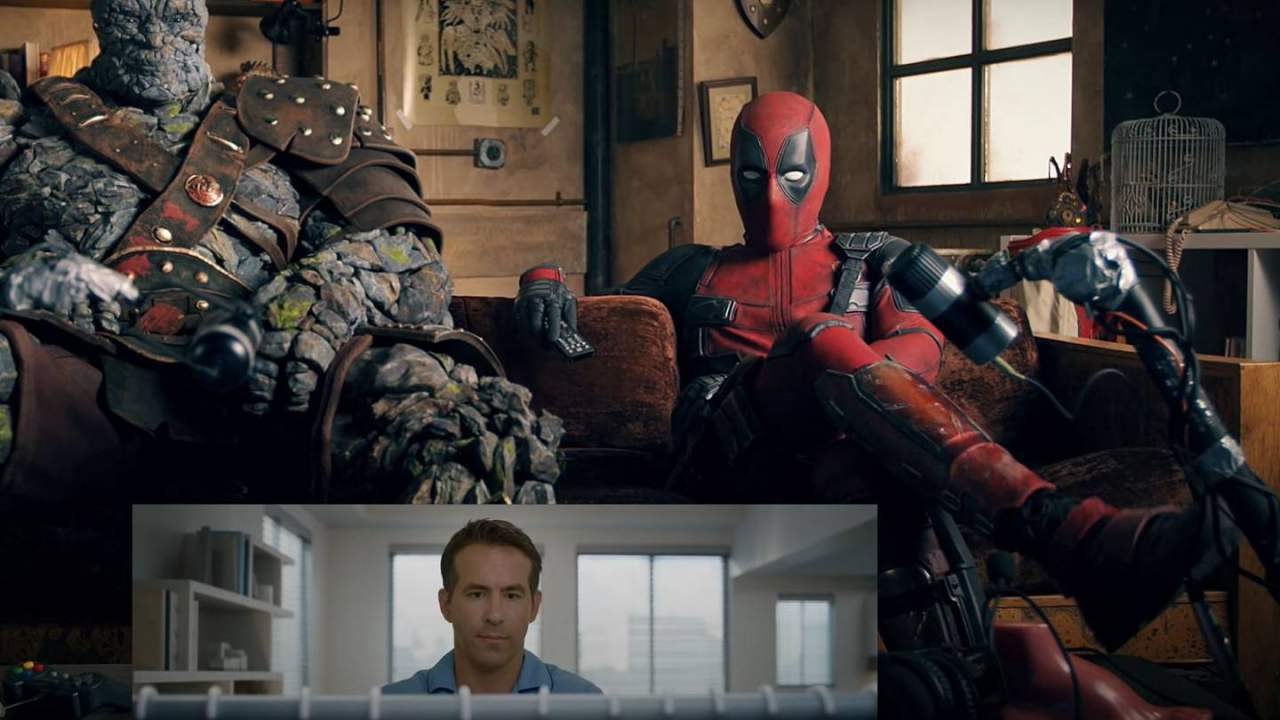 Deadpool roasts Ryan Reynolds in reaction video with big MCU teaser