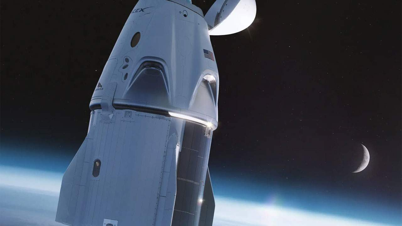 SpaceX Crew Dragon for the all-civilian orbital mission has an incredible toilet