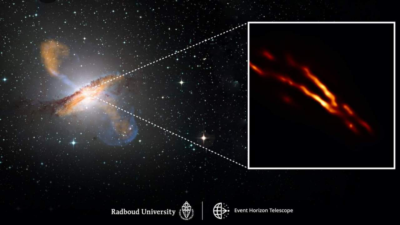 Incredible supermassive black hole images settle old questions – and raise new ones