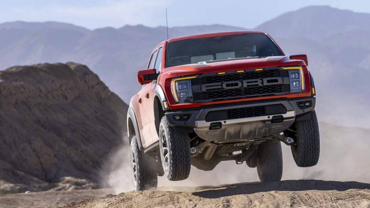 Ford is finally ready to ship thousands of F-150 trucks