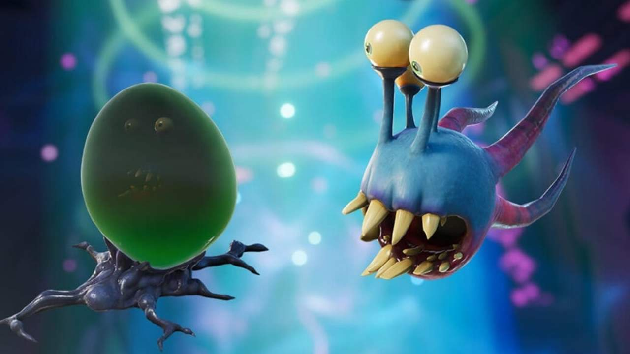 Fortnite's latest update fixed the game's annoying alien parasite problem