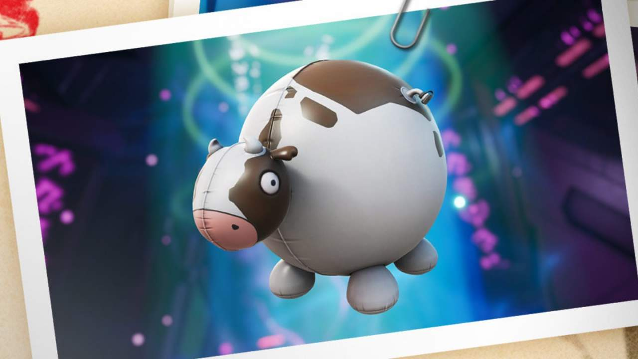 Fortnite Inflate-A-Bull: Where to find and how to use the disguise