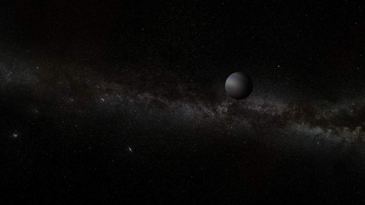 Kepler telescope uncovers evidence of planets not tied to a host star