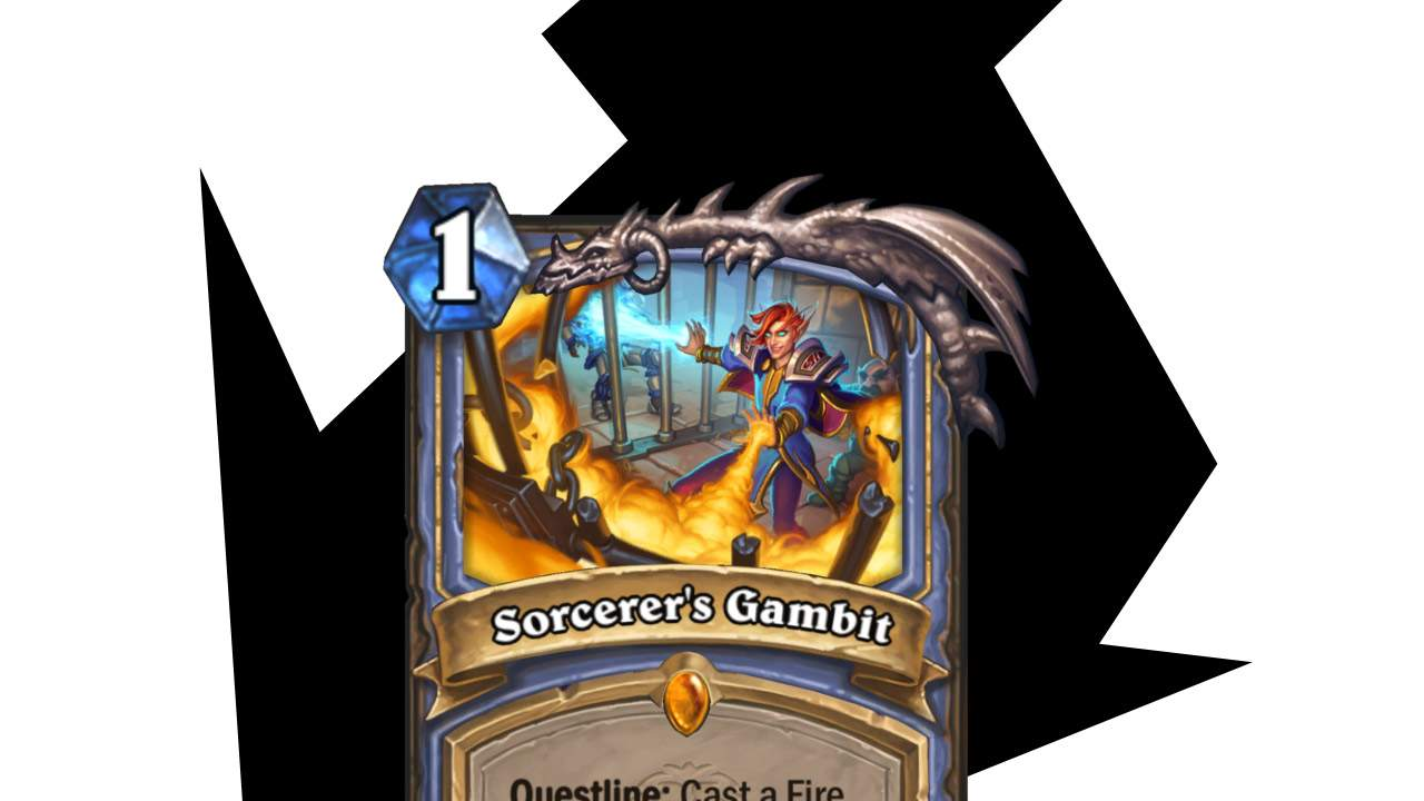 New Hearthstone Questline mechanic tosses wrench in game's power dynamic