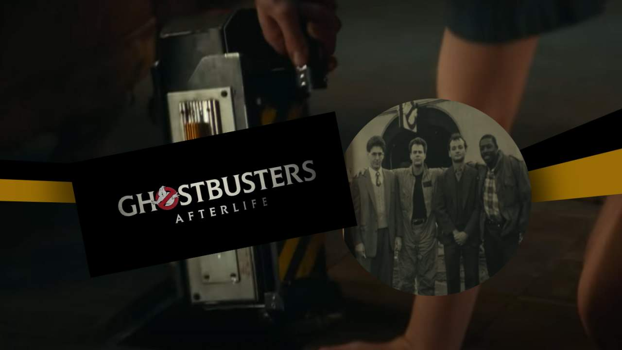 New Ghostbusters trailer is Mystery Box fan service to the max