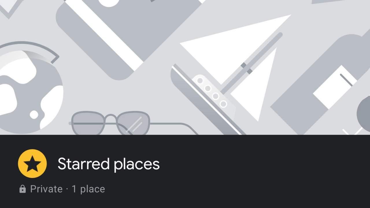 Google Bookmarks shutdown won't affect Google Maps Starred places