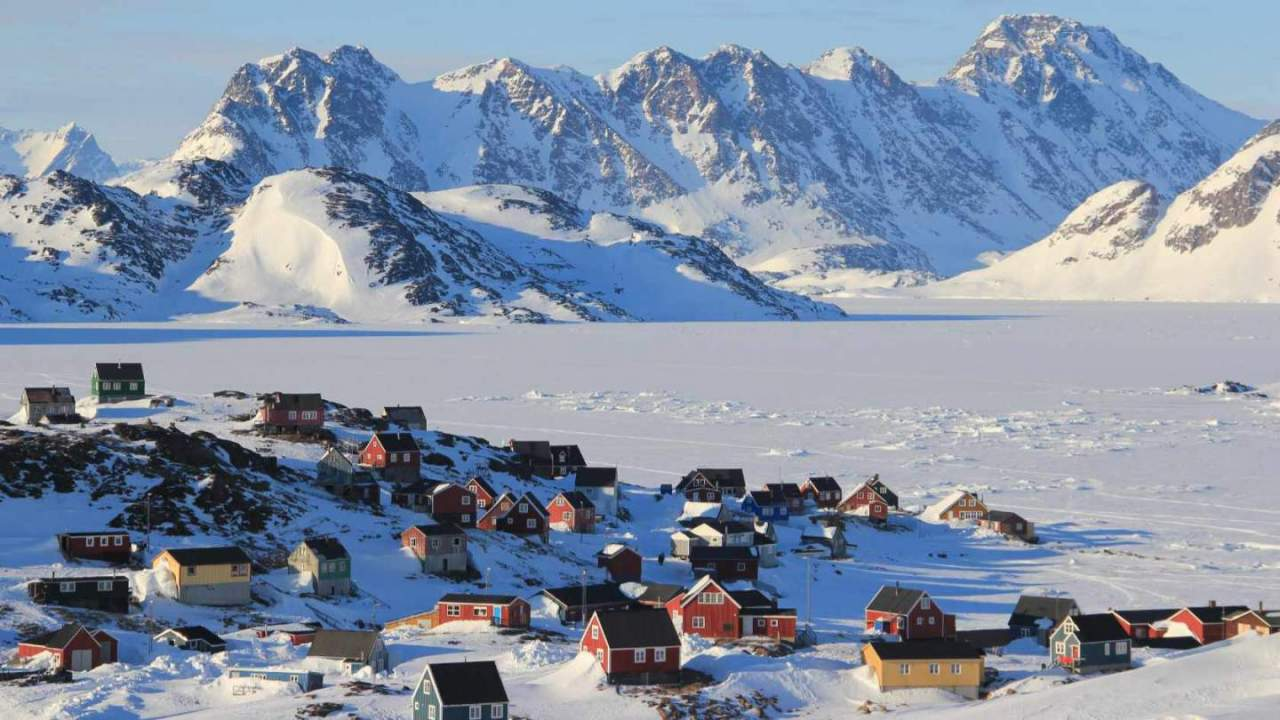 Greenland has billions in untapped oil – now, it's refusing drilling