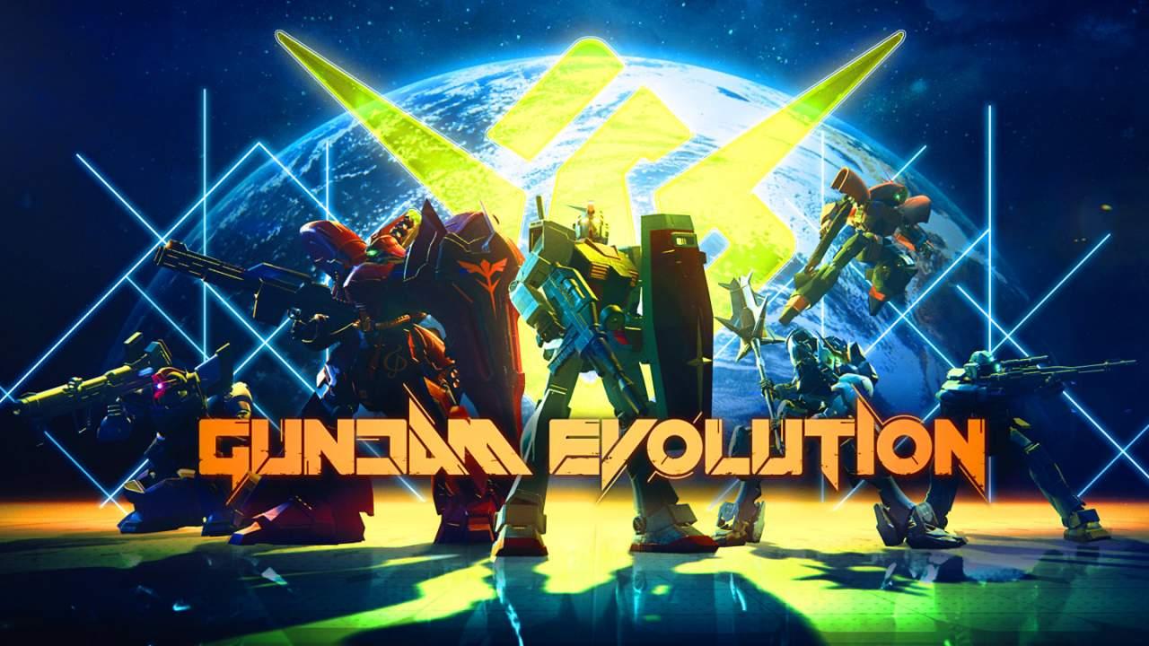 Gundam Evolution trailer delivers 6v6 PvP FPS action at last: What took so long?