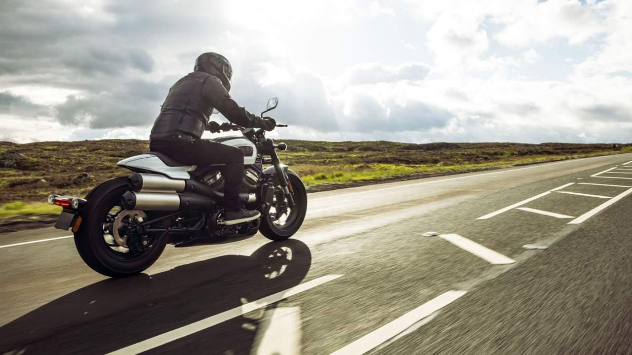 Harley-Davidson Sportster S motorcycle revealed packing 121-horsepower
