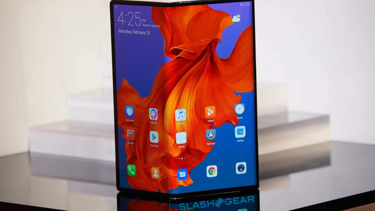 Foldable phones aren't a fad – they're the start of something new