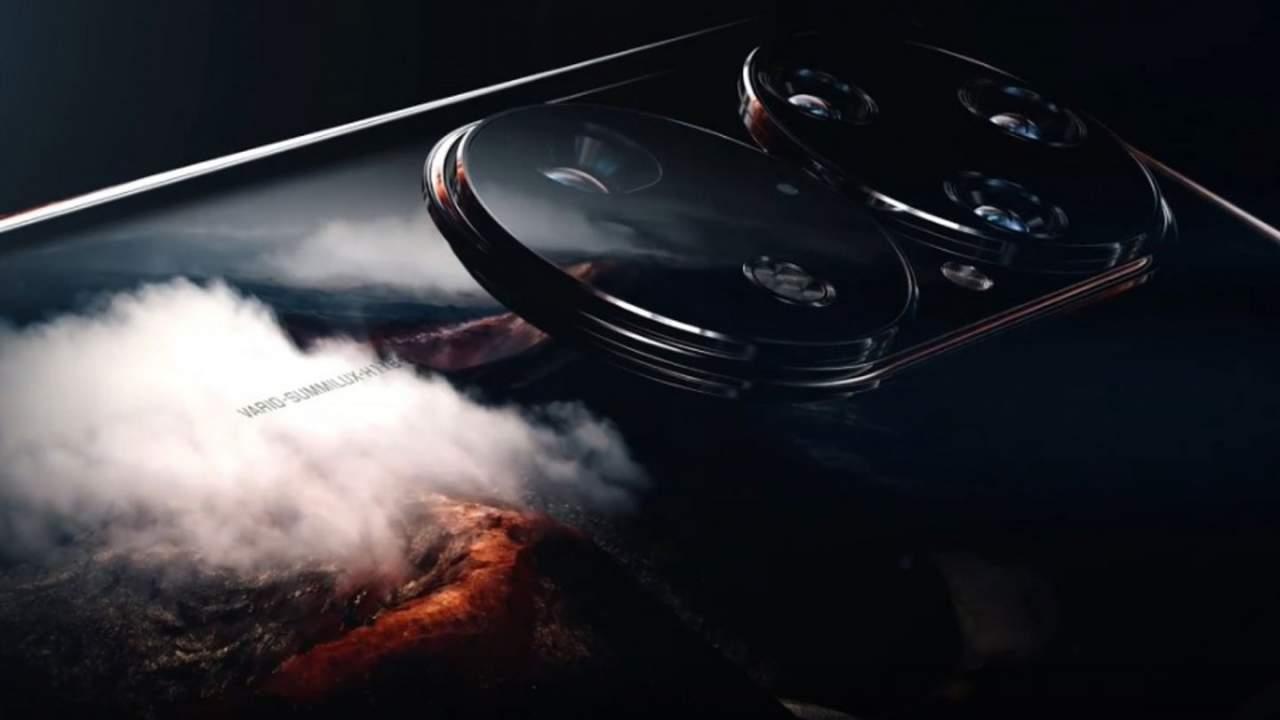 Huawei P50 Pro camera details revealed via a teaser video