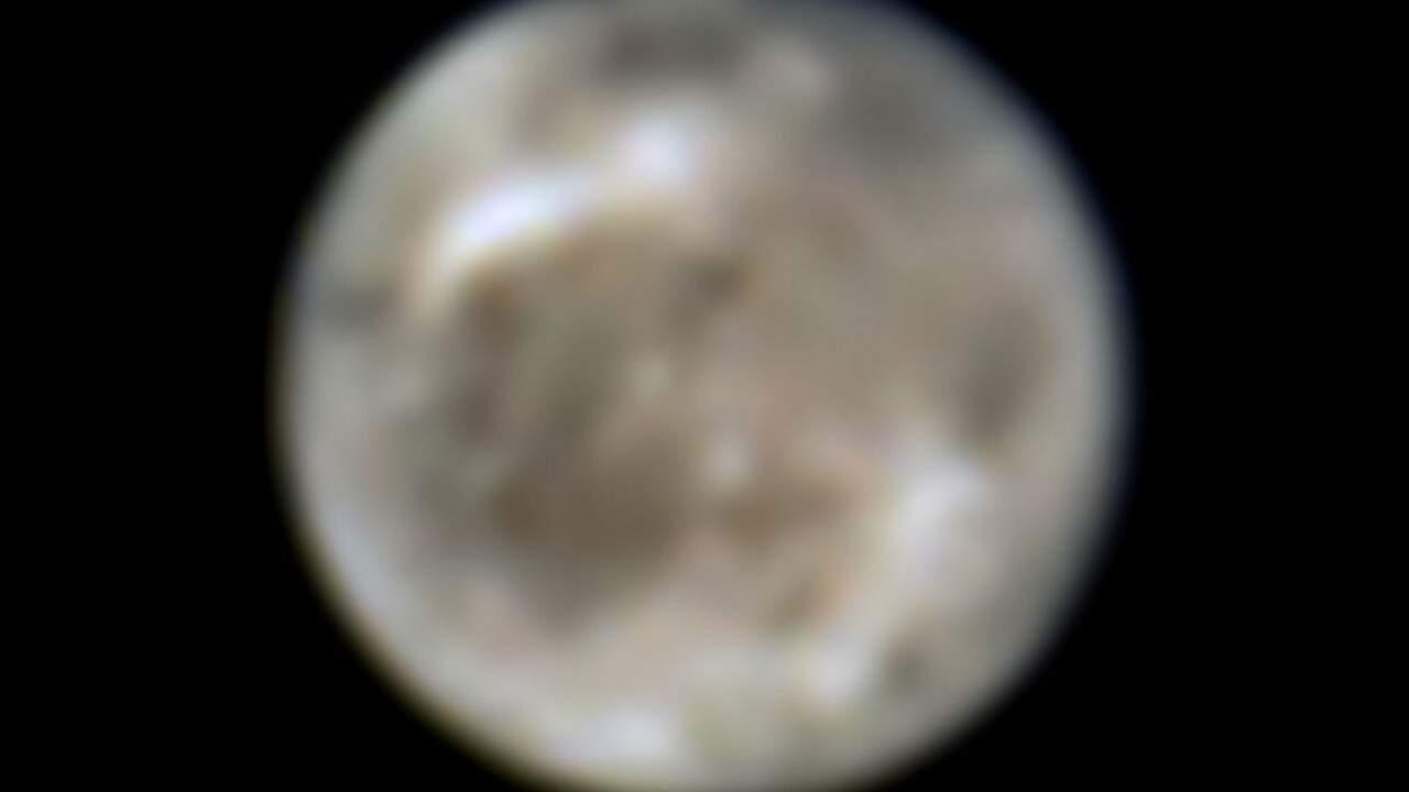Hubble telescope discovers evidence of water vapor on Jovian moon Ganymede