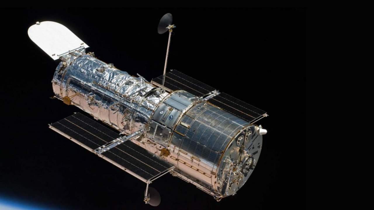 NASA reveals Hubble's first galactic photos after its epic repair job