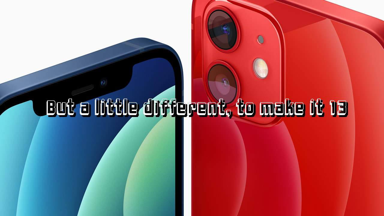 New iPhone 13 edging out most iconic design detail