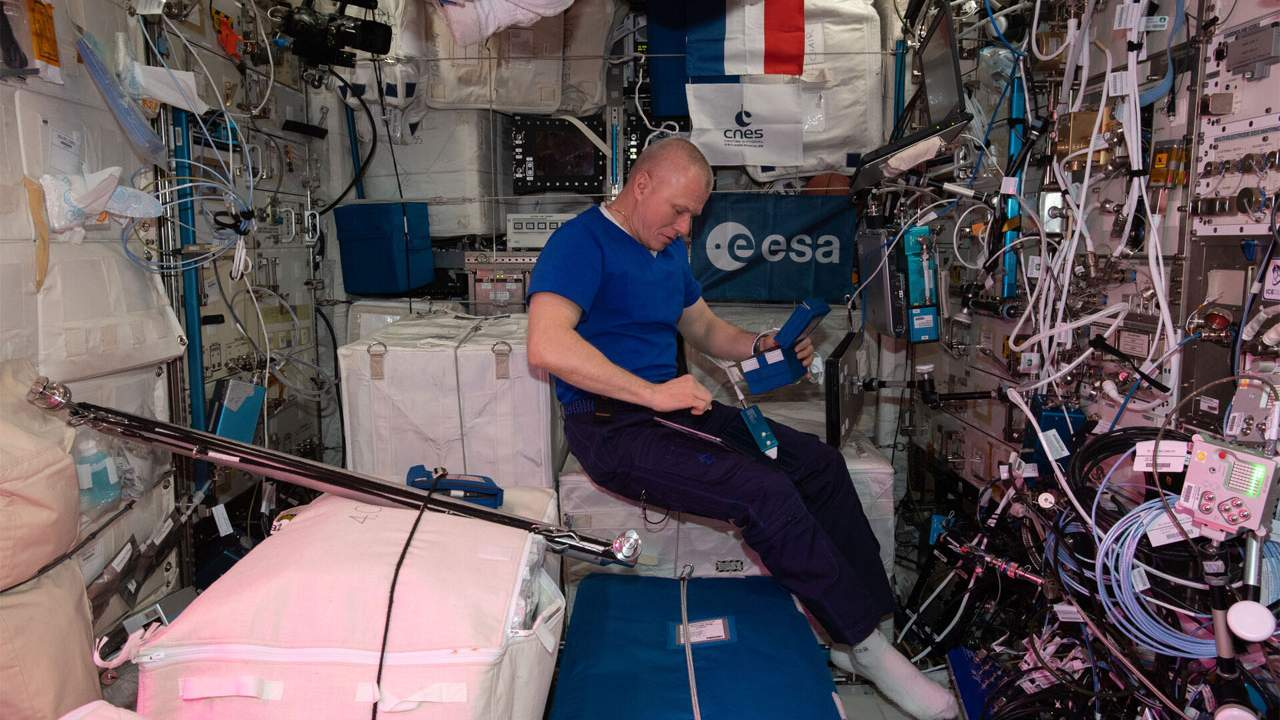 ESA Plasma Kristall experiment at ISS is still going on after two decades