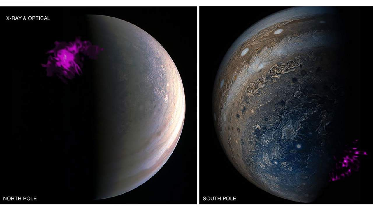Astronomers finally solve a decades-old mystery surrounding Jupiter's x-ray bursts