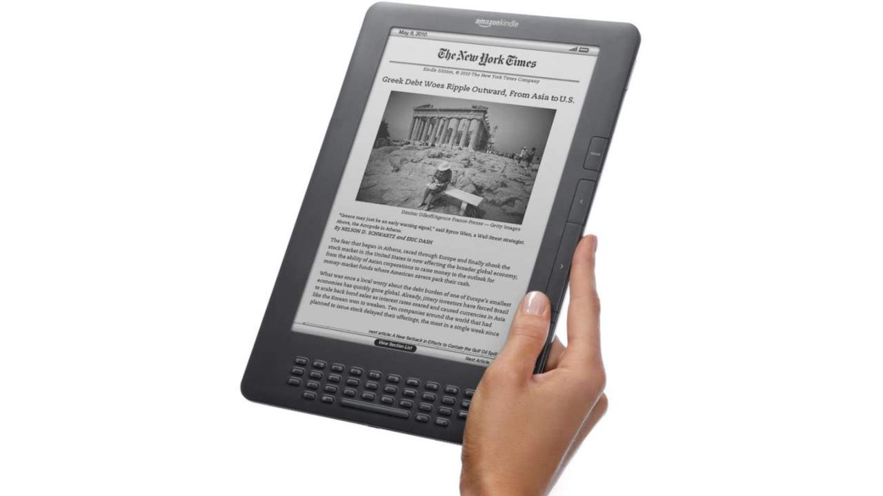Kindle e-readers will lose 3G connectivity in December