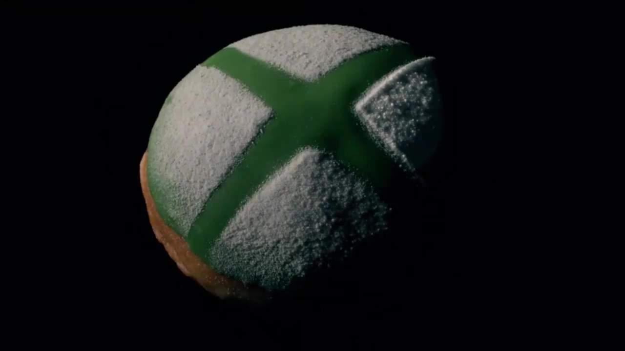 "Krispy Kreme UK Xbox doughnuts are ""Nexus Level"" advertising"