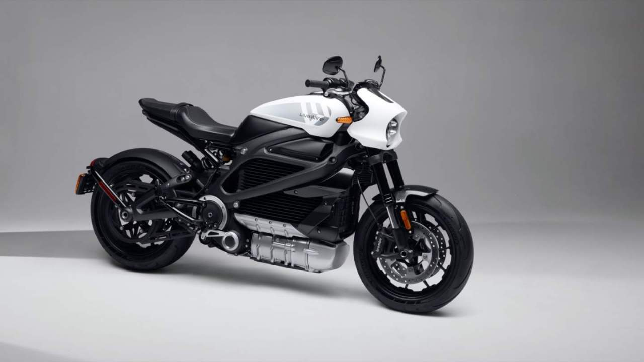 Harley-Davidson's LiveWire ONE electric motorcycle is a cheaper e-hog