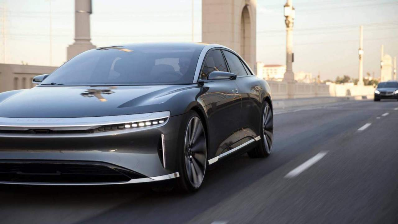 Lucid Motors goes public, grabs $4.4 billion and loses its last excuse