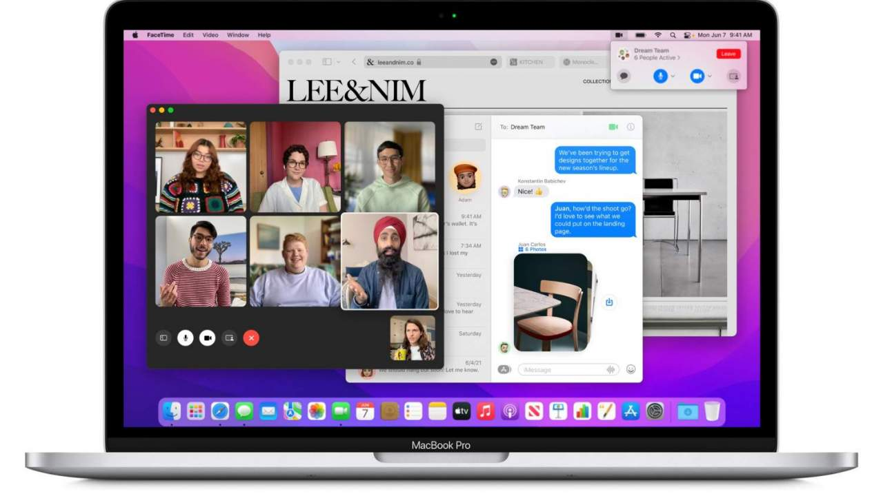 Apple releases macOS Monterey public beta: What to remember