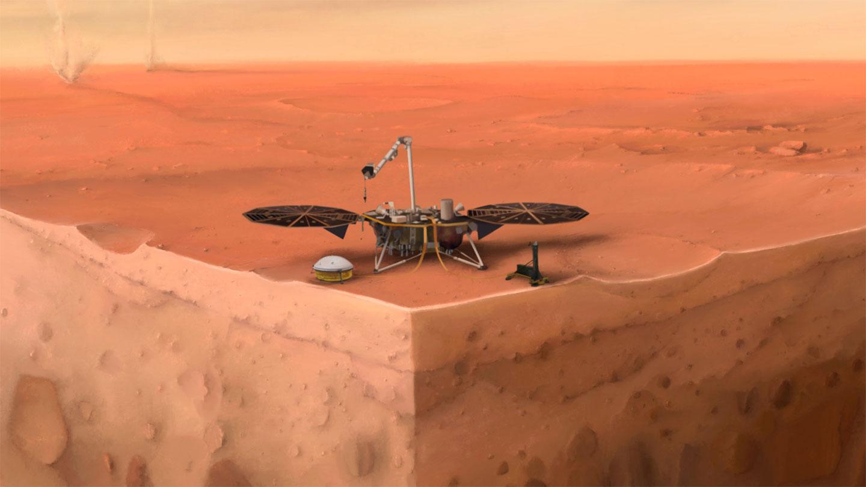 slashgear.com - Shane McGlaun - NASA InSight check out what's inside Mars