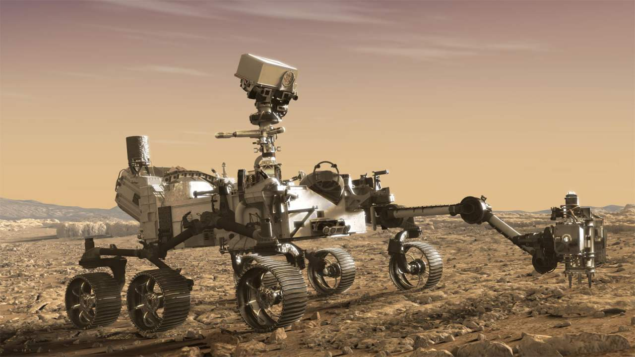 NASA briefing on early Perseverance Mars Rover science happens Wednesday