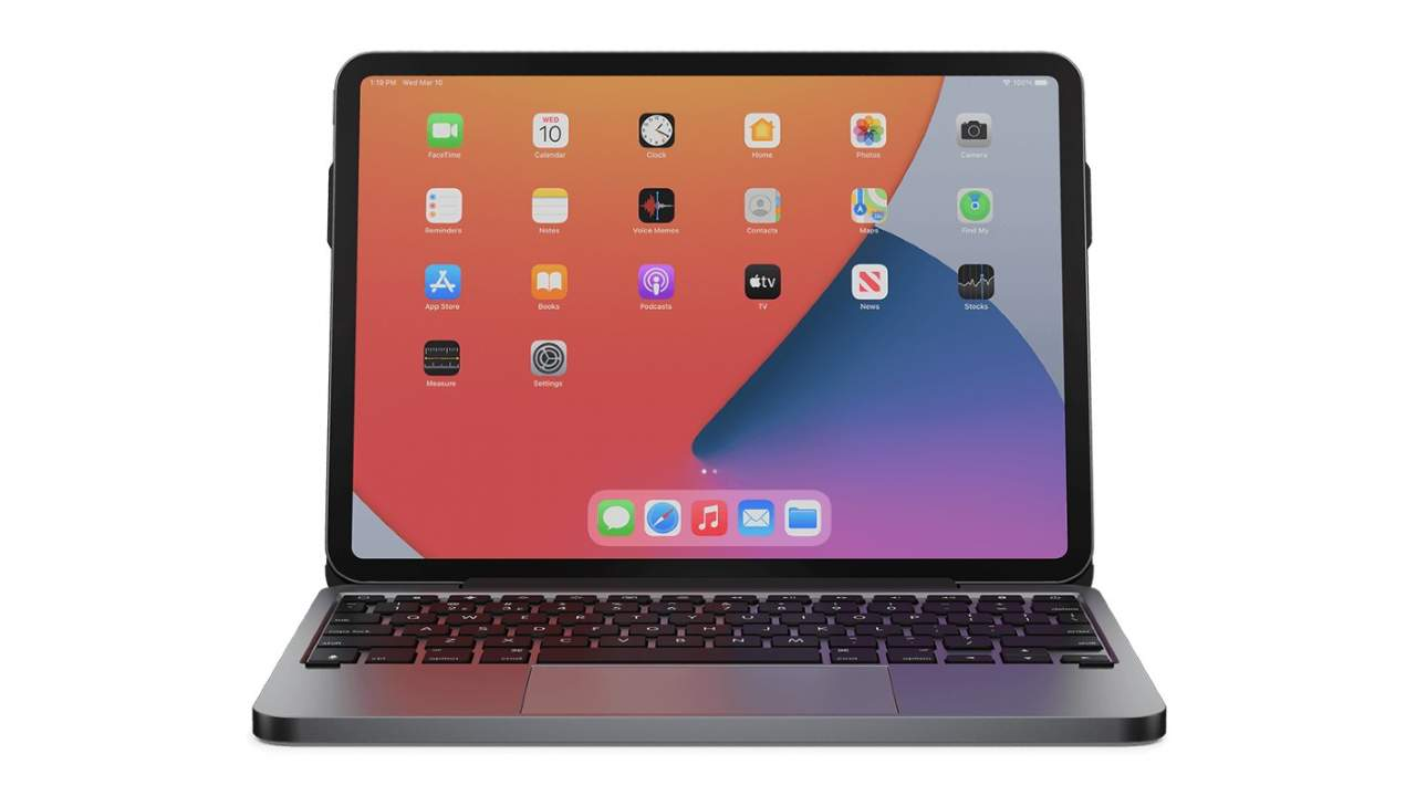 Brydge 11 MAX+ wireless keyboard turns the iPad Pro into a proper laptop