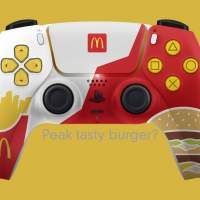 Is the McDonald's PS5 controller legit, or just clowning?