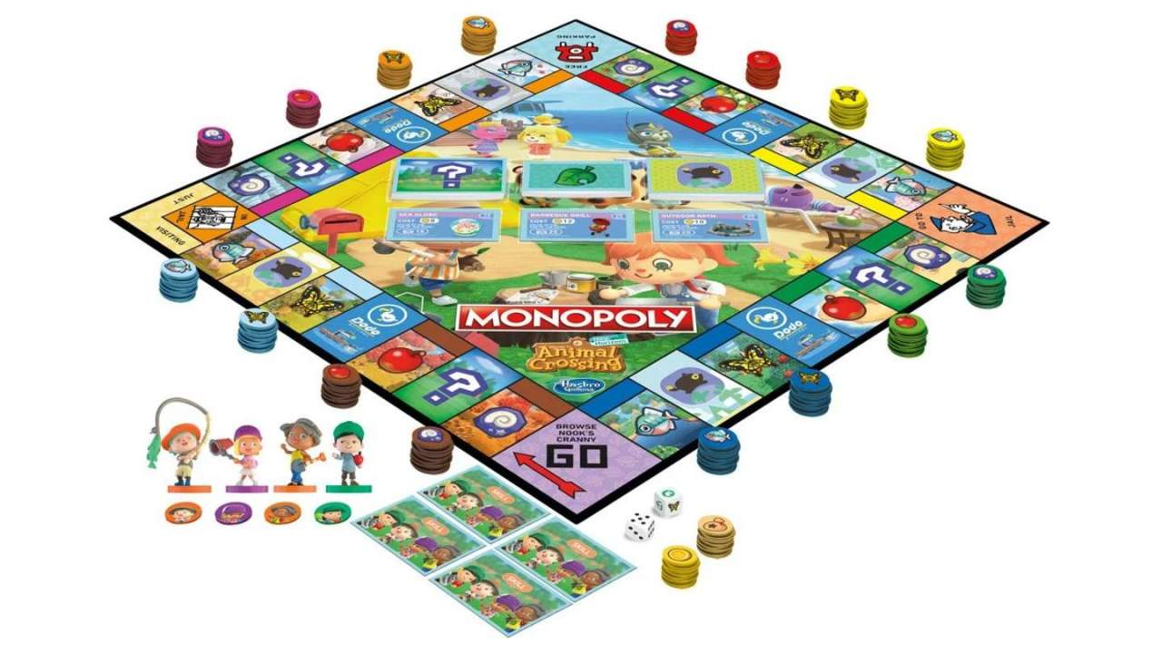 Monopoly gets Animal Crossing makeover based on hit New Horizons game