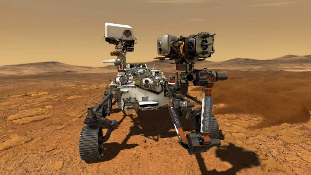 This is how NASA's Perseverance rover will gather Mars samples to return to Earth