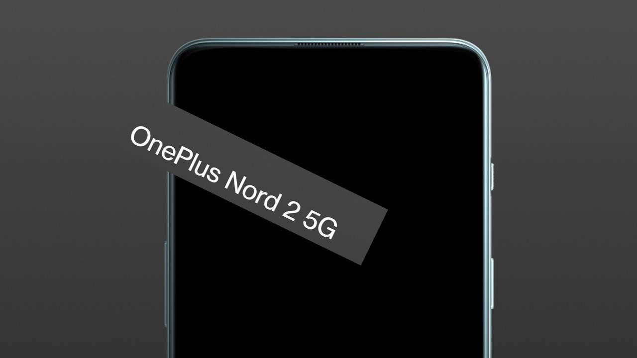 OnePlus Nord 2 5G revealed with MediaTek inside