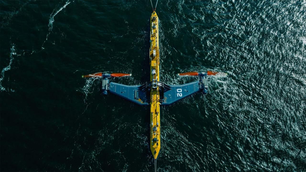 Orbital Marine Power O2 begins grid-connected power generation