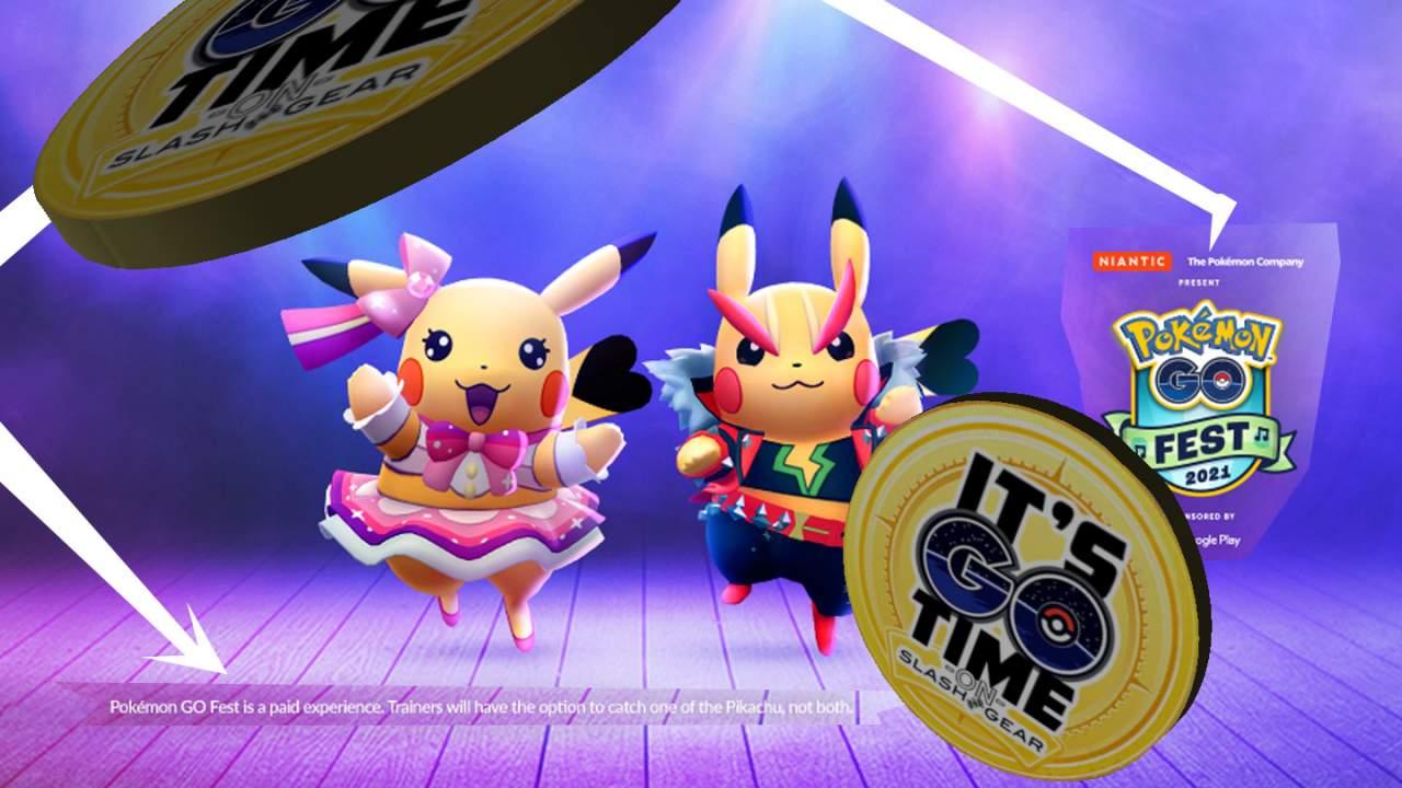Pokemon GO Fest 2021 start times and rundown in kickoff videos