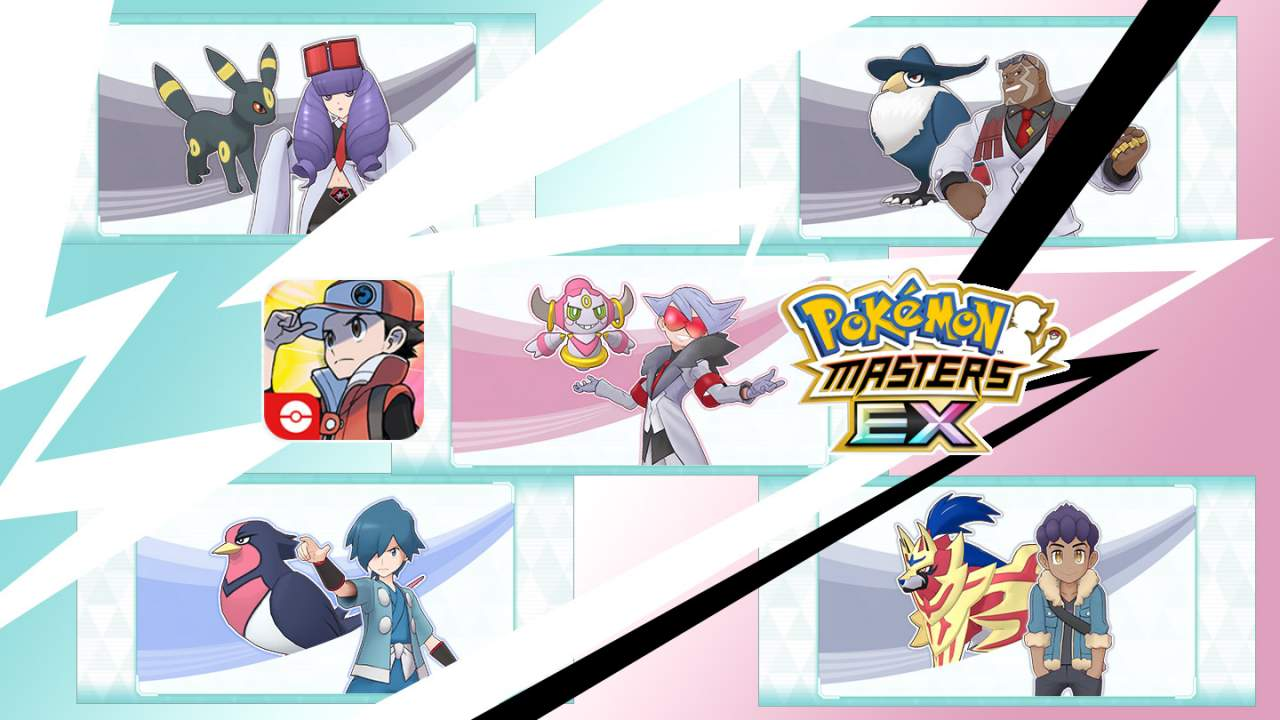 Pokemon Masters EX gets a massive update with wild new Sync Pairs