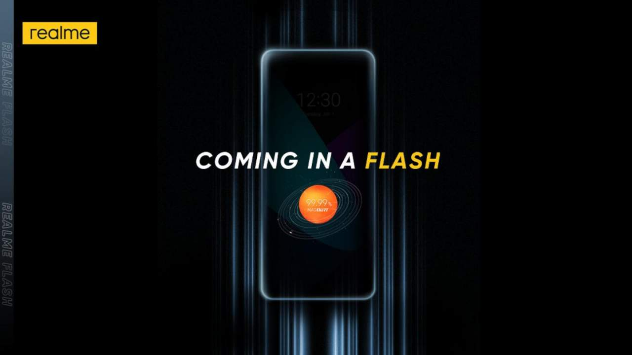 Realme Flash might come with MagSafe-like magnetic wireless charging