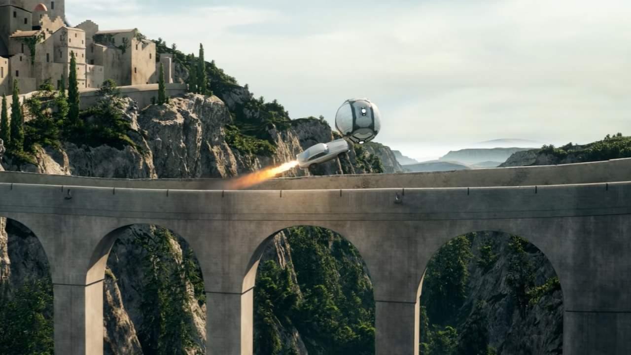 James Bond 1963 Aston Martin DB5 hits Rocket League, with classy limits