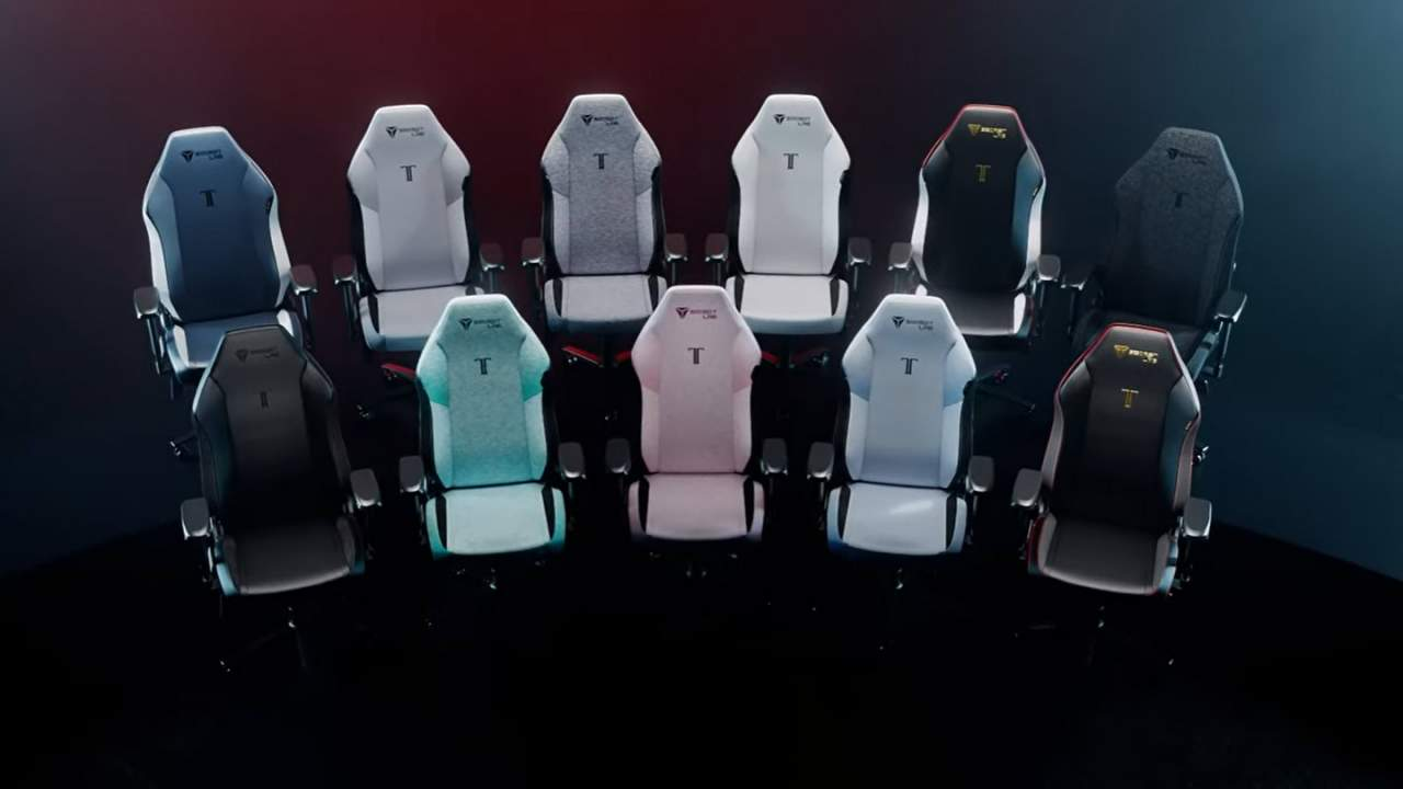Secretlab TITAN Evo 2022 ramps up gaming chair finesse