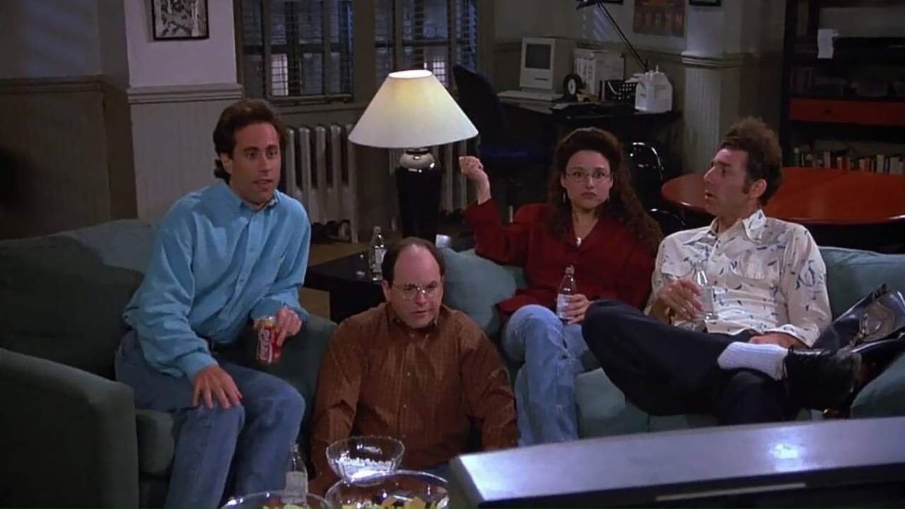 Official Seinfeld Soundtrack arrives decades after sitcom's finale