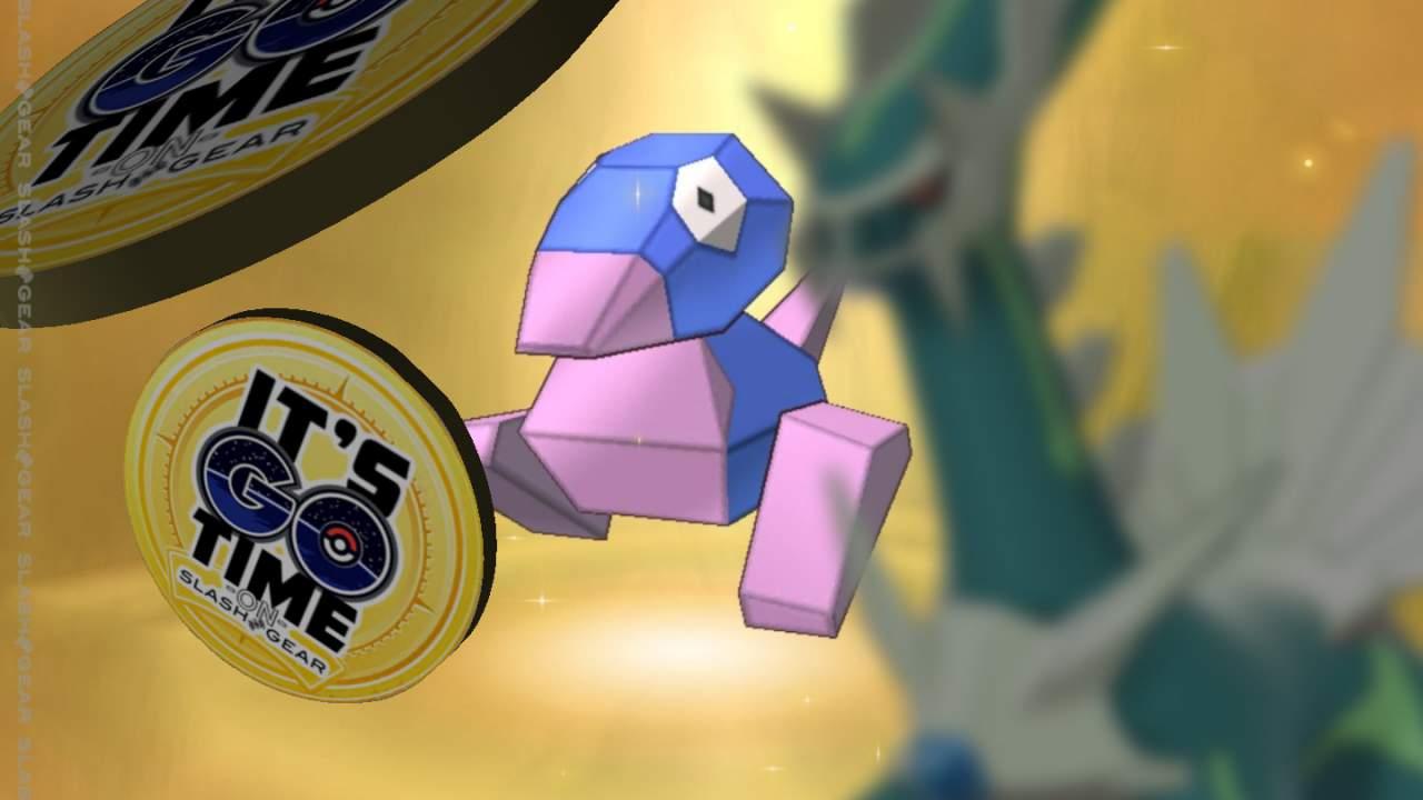 Shiny Pokemon GO event today: Cranidos, Shieldon, Dialga, Porygon