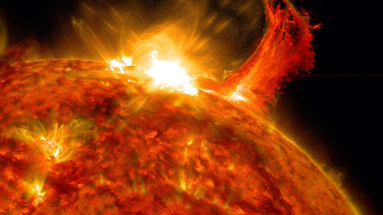 This huge X-class solar flare shows why NASA's Sun study is so vital